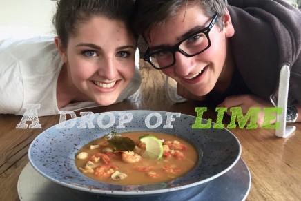 A drop of lime – cucina thai