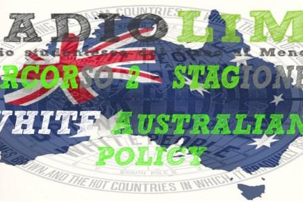 PERCORSO II – Megamix – 14/15  2  Australian White Policy
