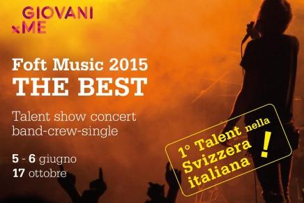 FOFT Music 2015 THE BEST – Mendrisio – 17 Ottobre 2015
