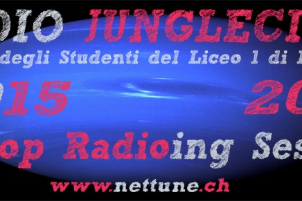 Laptop Radioing Session – Radio JungleCiani – Stagione I – 15/01/2016