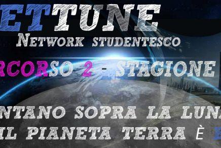 PERCORSO II – Lo Spazio Tra Le Righe – 16/17 |2| Lontano Sopra La Luna Il Pianeta Terra É Blu – 27-11-2017