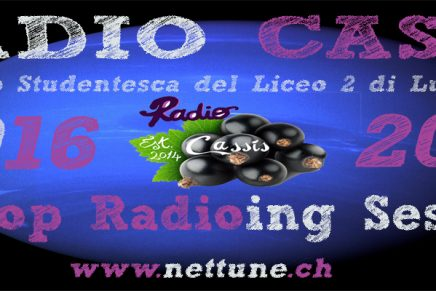 Laptop Radioing Session – Radio Cassís – Stagione II – 06/04/2017