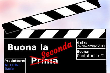 PERCORSO II – (Ri)generazione – 17/18 |2| Buona La Seconda – 26-11-2017