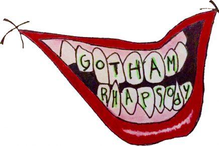 Rubrica – #07 GothamRhapsody – Arkham Asylum – Martina Borghesi e Alessandro Abaecherli – Maggio 2017