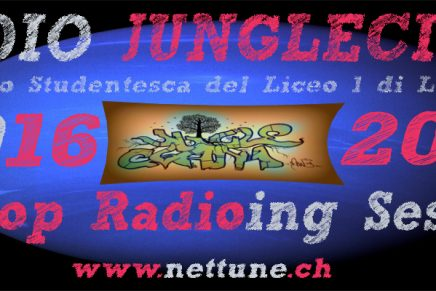 Laptop Radioing Session – Radio JungleCiani – Stagione II – 19/05/2017