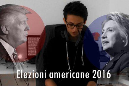 Radio Cassís – Commento Sulle Elezioni Americane 2016
