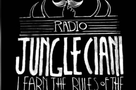 Laptop Radioing Session Radio JungleCiani