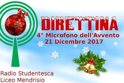 Direttina 21 Dicembre 2017 – Buon Natale