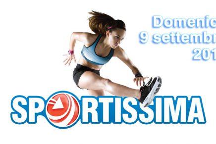 Sportissima 09 Settembre 2018 – Direttissima!