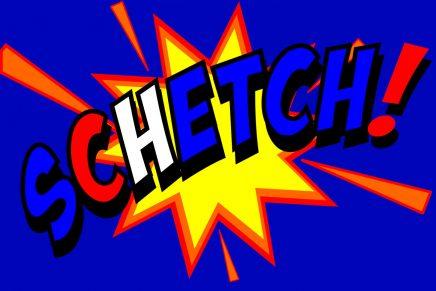 sCHetch! #03 – Il Nonno 3 – Il Viaggio – Dario, Filippo e Samuele – Novembre 2018