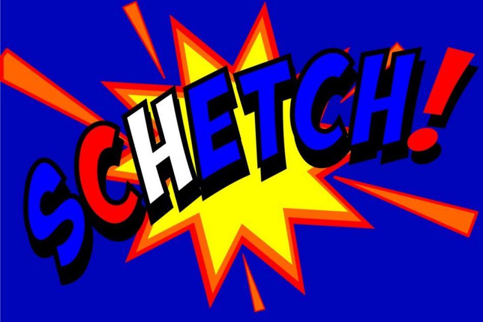 sCHetch! #04 – Il Nonno – Al Bar – Dario, Filippo – Gennaio 2019