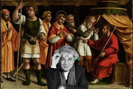 """Pinacoteca Cantonale Züst di Rancate – Intervista all'Architetto Mario Botta """"Il Rinascimento nelle terre ticinesi 2"""""""
