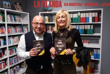 """Intervista a Stefano Piazza e Federica Bosco, autori del libro """"Sbirri, maledetti eroi"""" – La Filanda – 08-03-2019"""