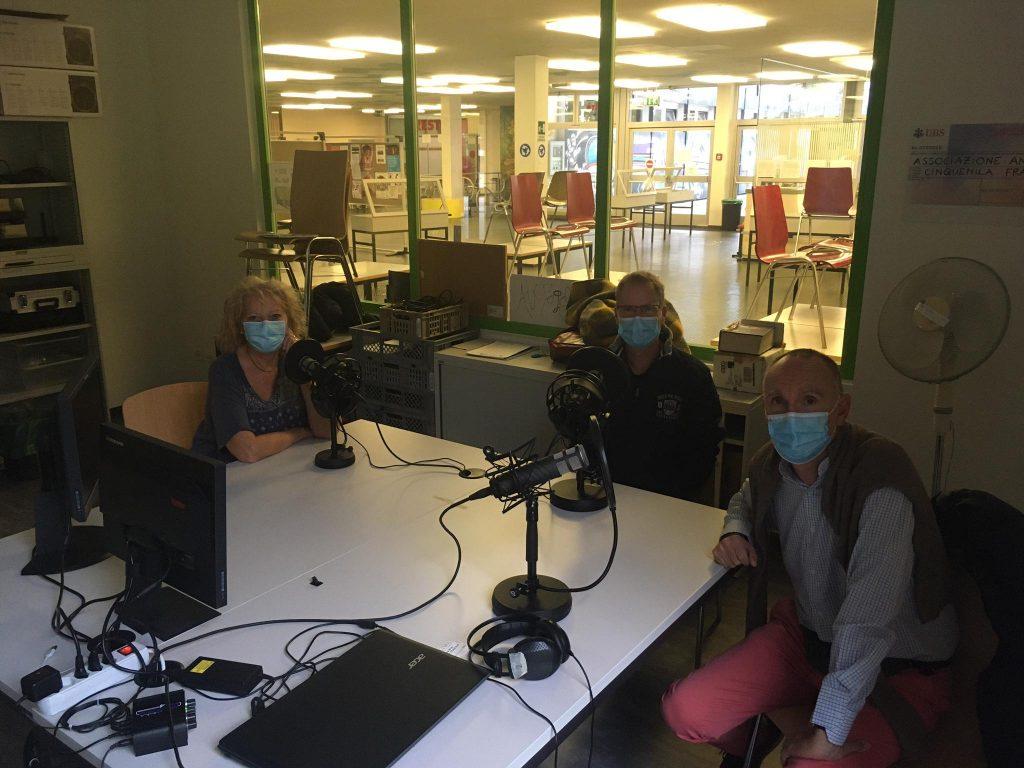 Studio Radio LiMe - Liceo Cantonale Mendrisio